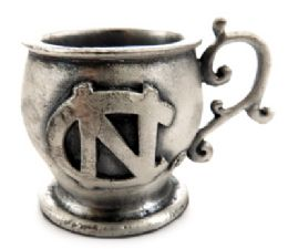 16 of Small Mug Made Of Pewter With The University Of North Carolina Symbol