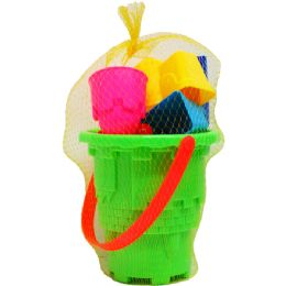 12 of Beach Toy Bucket With Accesories
