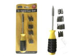 96 of 12 Pc Screwdriver Set