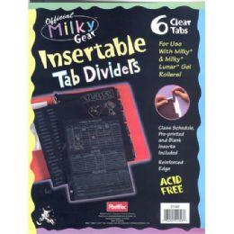 48 of Milky Gear Tear Dividers