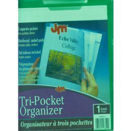 50 of Centis Tri Pocket Organizer