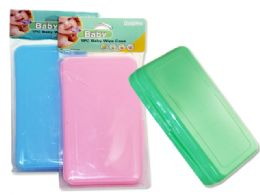 96 of Baby Wipe Holder In Assorted Colors