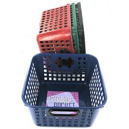 72 of 8.5 X 9'' Plastic Basket