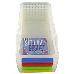 72 of Plastic Storage Basket