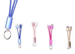 72 of Phone Charging Cable Key Chain