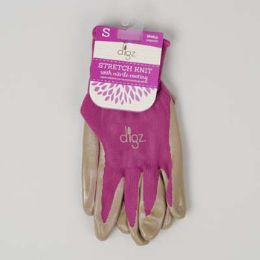 144 of Gloves Womens Small Nitrite Coated Wtr Resistant Digz