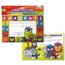 96 of Achievement Certificate