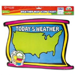 96 of Weather Map Chart
