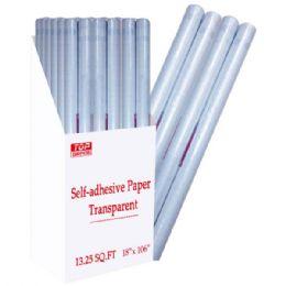 48 of Self Adhesive Transparent Paper