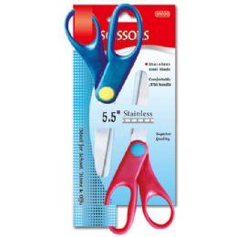 72 of Two Piece Scissors Set