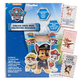 60 of Valentine Mailbox Paw Patrol Create Your Own