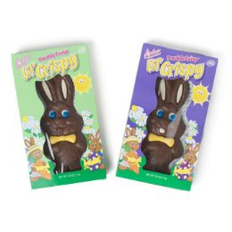 48 of Easter Candy Choco Bunny Lil' Crispy 2asst 2.5oz/boxed/in Pdq