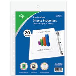 108 of Twenty Count Sheet Protector
