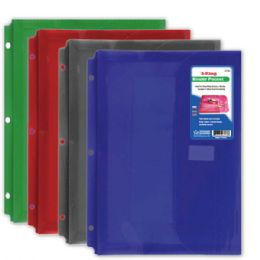 144 of Three Ring Binder Pockets Letter Size