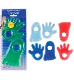 144 of Water Hand & Foot Teether 2 Pack