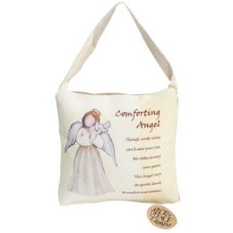 75 of 5x5 Comforting Angel Pillow