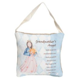 75 of 5x5 Grandmother's Angel Pillow