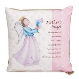 46 of 10x10 Mother's Angel Pillow