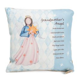 46 of 10x10 Grandmother's Angel Pillow