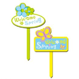"96 of 14"" Spring Yard Sign"