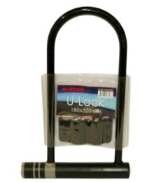 12 of 32 Inch High Security Cable U Bar Lock