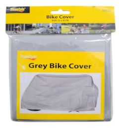 48 of Bike Cover Grey Color Only