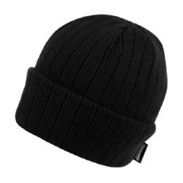 12 of Men's Thinsulate Insulation Cable Knit Beanie