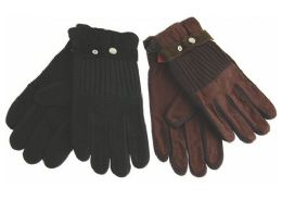 72 of Women's Faux Leather Glove