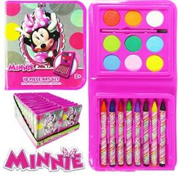 48 of Disney's Minnie's BoW-Tique Art Set