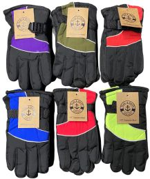 36 of Yacht & Smith Kids Thermal Sport Winter Warm Ski Gloves