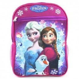 """24 of 15"""" Disney Frozen Backpack"""