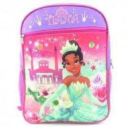 "24 of 15"" Disney Tiana Backpack"