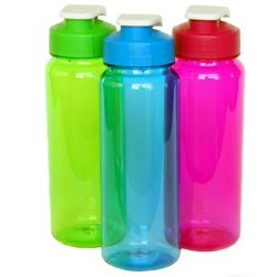 36 of Water Bottle - Flip Top, 21oz.- 8-1/2""
