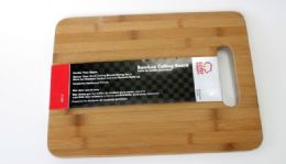 """12 of Bamboo Cutting Board 9.5 X 12.5"""""""