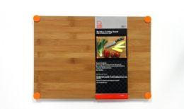 6 of Cutting Board 12 X17, Bamboo & Silicone