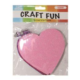 144 of Eva Foam Heart Craft Fun
