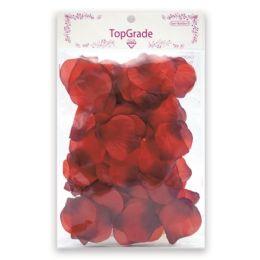 144 of Satin Rose Petal Dark Red