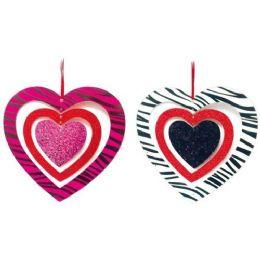 96 of Valentines Day Plaque