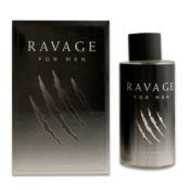 24 of Mens Ravage Cologne 100 Ml / 3.4 Oz. Sprays