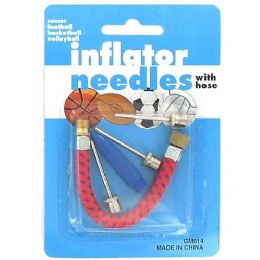 72 of Inflating Needles With Hose