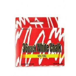 72 of 36 Pack White Chalk