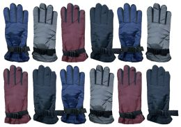 12 of Yacht & Smith Women's Winter Warm Waterproof Ski Gloves, One Size Fits All