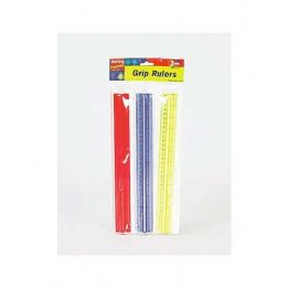 72 of 3 Pack Sure Grip Rulers