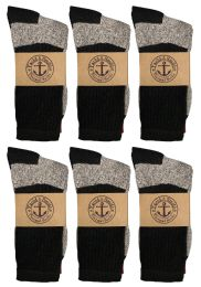 12 of Yacht & Smith Womens Cotton Thermal Crew Socks , Warm Winter Boot Socks 10-13
