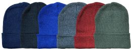 6 of Yacht & Smith Kids Winter Beanie Hat Assorted Colors
