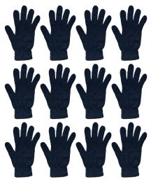 12 of Yacht & Smith Unisex Black Magic Gloves