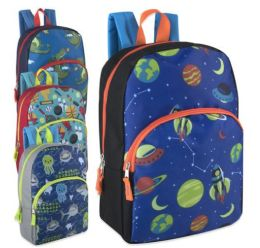 24 of Boys Character Backpacks - 15 Inch Boy Colors