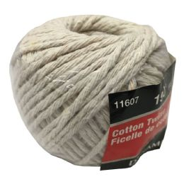 72 of 150 Foot Cotton Twine