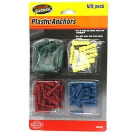 72 of Plastic Anchors