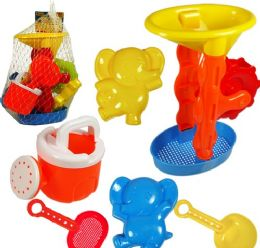18 of 6 Piece Beach Play Sets